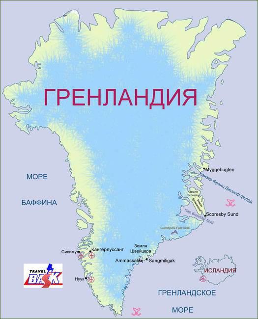 карта и фото гренландии производить укладку