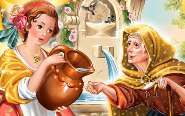 Для девочек, подарок феи открытка